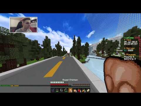 Minecraft Survival Games - Un meci Intens [Ep.231]