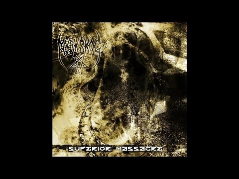 Myrkskog - Superior Massacre (2002) full album