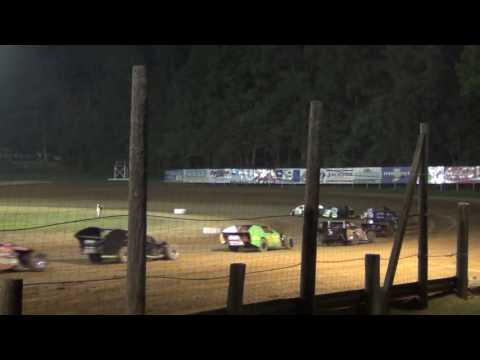 Roy Bruce Jr  Lincoln Park Speedway  Feature  6.11.2016