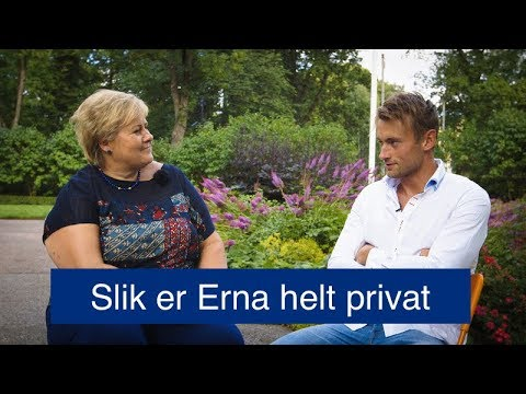 The Norwegian Prime Minister private