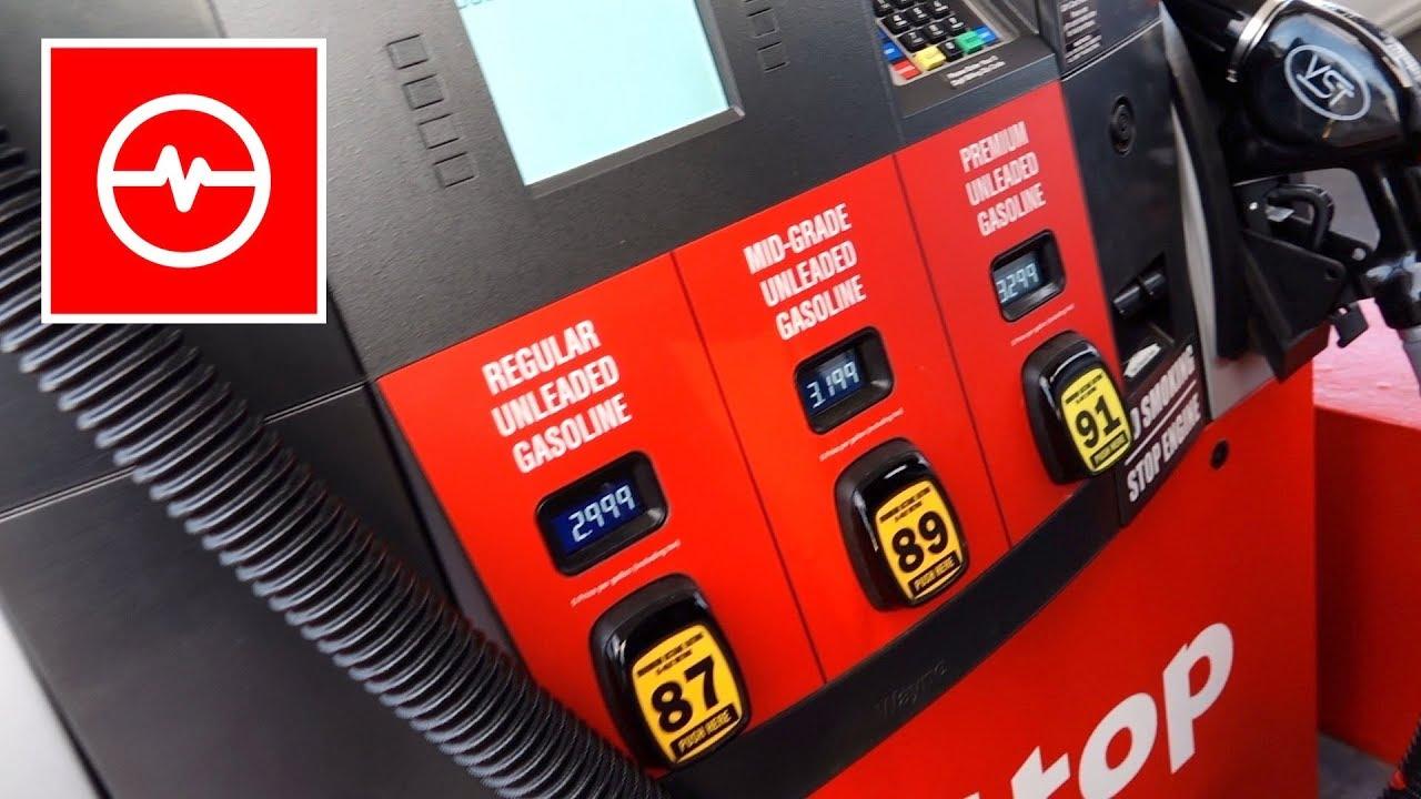 Benzyna tańsza – zatankować trudno