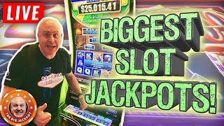Tuesday Night Live! 🤑 The BEST High Limit Slot Jackpots 🎰 | The Big Jackpot