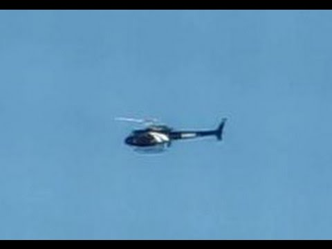 FBI Listens In On Our Inner Voice; Anaheim Police Helicopter Gang Air Stalking
