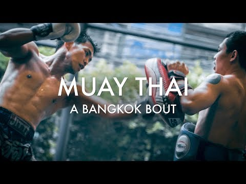 MUAY THAI - A BANGKOK BOUT