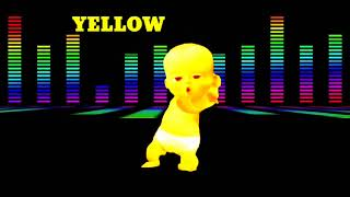OMG! Baby boss color dancing for children, How to learn colors with baby boss dances