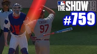 MY NEW FAVORITE FLIP! | MLB The Show 19 | Road to the Show #759