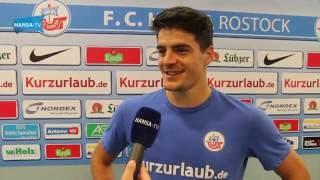 Hansa-News vor dem Landespokalfinale