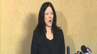 Ryan Ferguson Press Conference Pt. 2: Kathleen Zellner