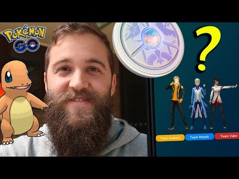 I'VE DECIDED IT IS TIME TO CHANGE TEAMS! (BUT WHICH ONE AND WHY?) - POKEMON GO