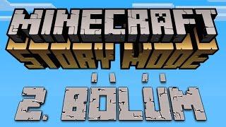 Minecraft Story Mode Türkçe Gameplay #2