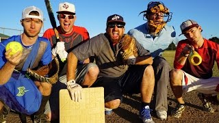 Softball Stereotypes. Love 'em or hate 'em, we all know 'em. ▻The Dude Perfect Show premieres Thursday April 14 at 9/8 Central on CMT! Search and record ...