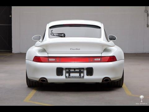1996 Porsche 911 Turbo (993)
