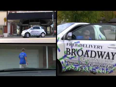 FREE Delivery - Broadway Perscription Shop, Cape Girardeau, Missouri