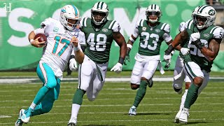 Ryan Tannehill leads Miami Dolphins to 2-0 start after win over New York Jets thumbnail