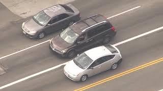 03/05/19: Car Chase Going Slow through Silverlake