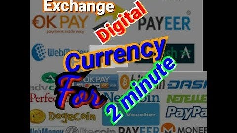 HOW TO EXCHANGE Bitcoin,Ethereum,BCH,LIZA,DASH,Ripple,,,Payeer,AdvCash,PerfectMoney,PayPal
