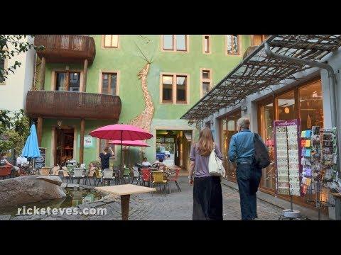 Dresden, Germany: Enlivened Neustadt