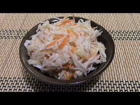 Вкусная маринованная капуста хрустящая - пошаговый рецепт