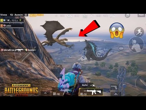 Pubg Mobile Godzilla Vs King Event Update Is Out