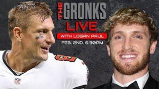 Download Rob Gronkowski & Brosanswer your Super Bowl Questions w/ Logan Paul