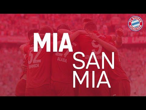 #MiaSanMia Song   FC Bayern