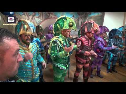 Carnaval y Punto Tv. COAC 2016. Sesion 06 Preliminares.