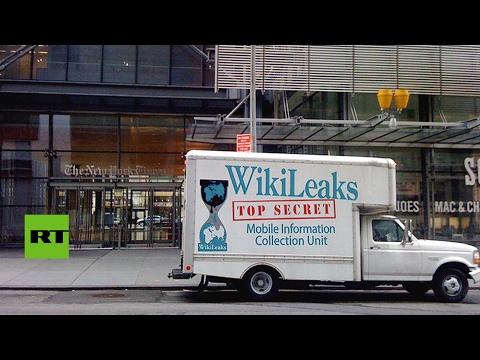 WikiLeaks publica órdenes de la CIA para espiar las elecciones presidenciales de Francia en 2012