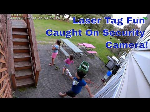 Lorex Security Camera Demo