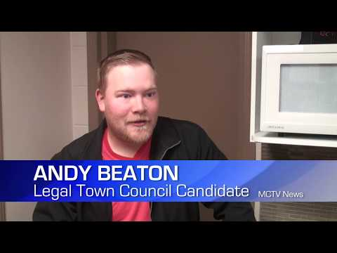 Nomination Day for the Town of Legal 2017 Municipal Election