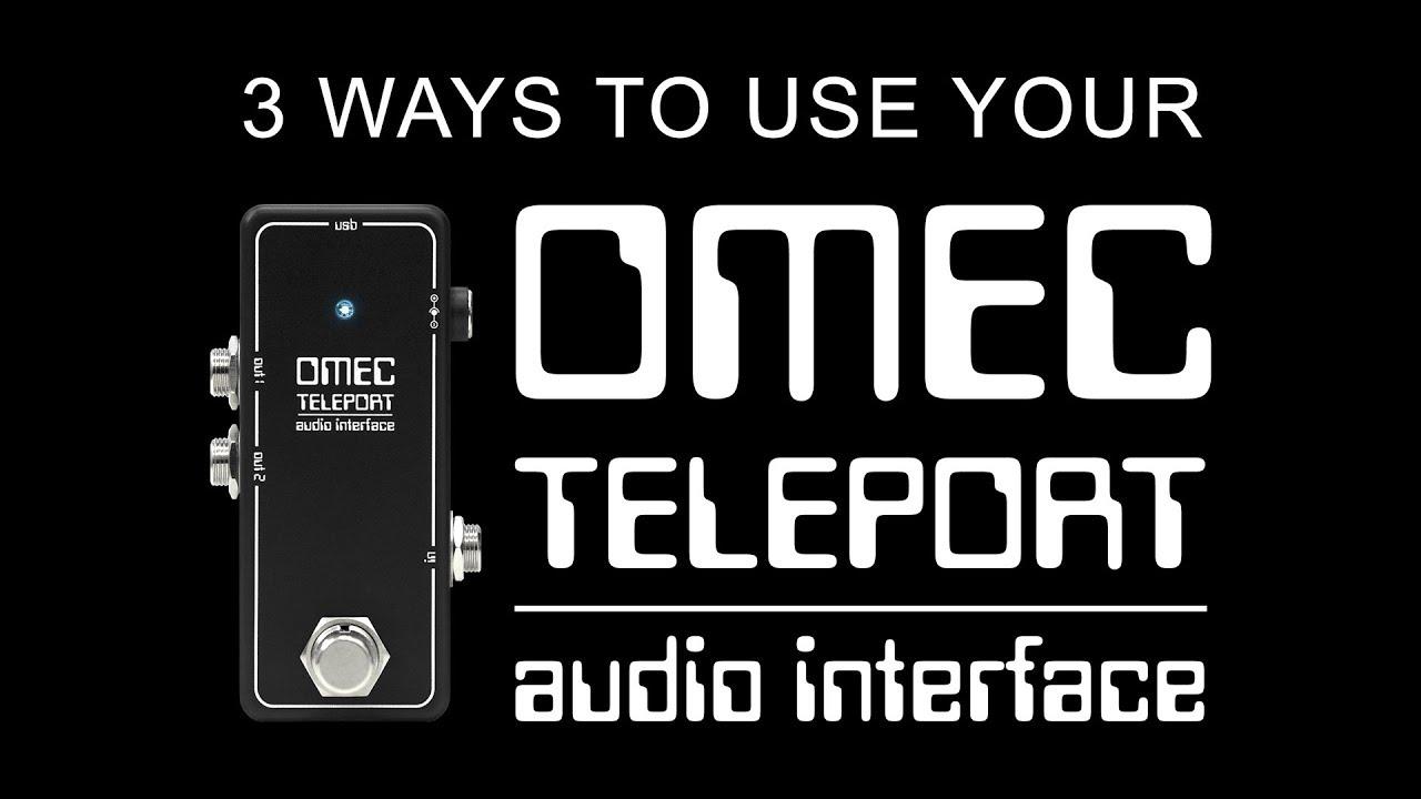 OMEC Teleport – Orange Amps