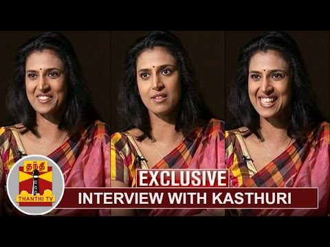 EXCLUSIVE | Find fuss about me - Actress Kasthuri