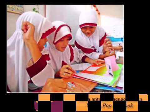 Media Pop Up Book Dalam Pembelajaran Ips Kelas V Sd Youtube
