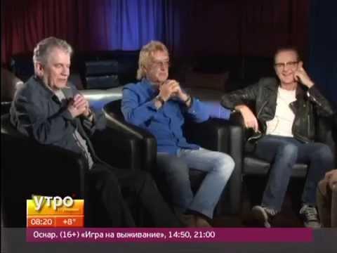 Эксклюзивное интервью с рок-вокалистами мирового уровня. Утро с Губернией. Gubernia TV