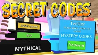 THE MYSTERY HAT UPDATE + NEW MYTHICAL CODES IN ROBLOX ICE CREAM SIMULATOR!!