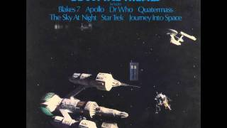 Dick Mills, BBC Radiophonic Workshop - Moonbase 3