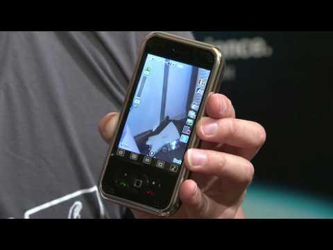 Blackberry Storm, Hi Phone