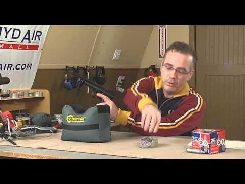 Crosman 2240 CO2 pistol - AGR Episode #59