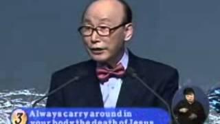 La fe que decide  el Destino Pastor David Yonggi Cho en Español