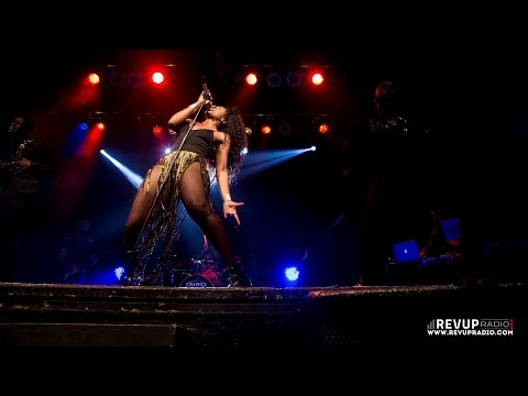 Jully Black's Powerful Performance During Canadian Music Week 2015