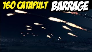 Total War: Attila - 160 Catapult Night Barrage