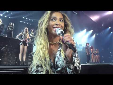 Beyoncé Proves She's Flawless By Pausing Concert to Sing Happy Birthday to a Fan