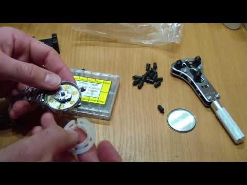 Инструмент для ремонта часов с Али
