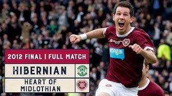Classic Final | Hibernian v Heart of Midlothian | 2012 Scottish Cup Final | Full Match