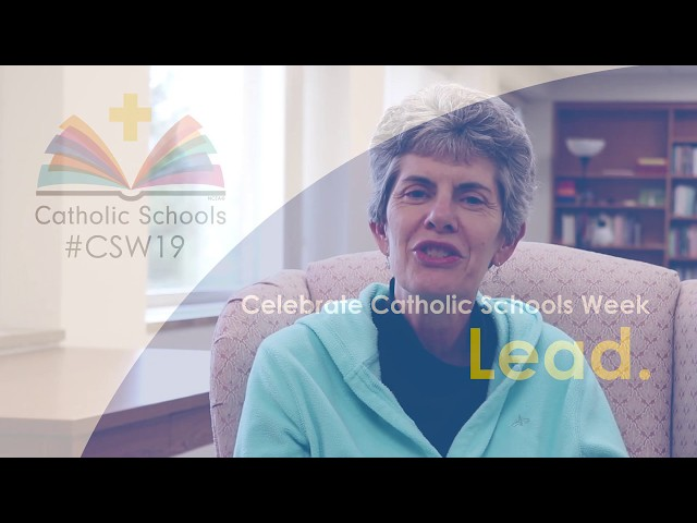 Catholic Schools Week: Lead