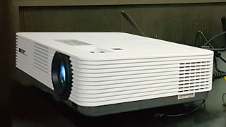 Projector Sony VPL DX 220 Unboxing