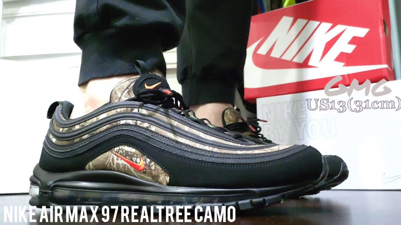 Nike Air Max 97 Realtree (RLT) Camo