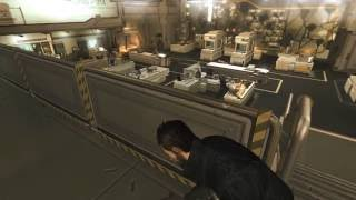 Deus Ex: Human Revolution Gameplay 1440p QHD (ULTRA settings)