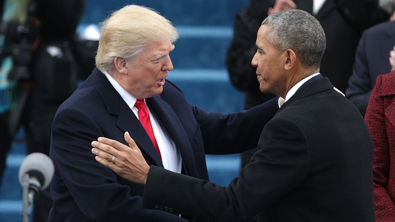 Former head of the CIA says Obama never tapped Trumps phones