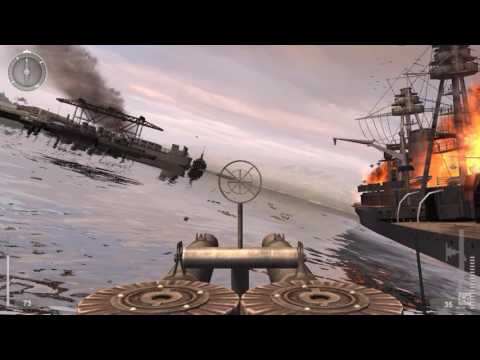 Battle of Pearl Harbor - Medal of Honor Pacific Assault Gameplay HD