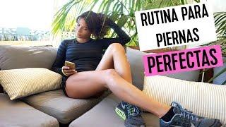 Mis secretos para piernas perfectas en casa  | Doralys Britto